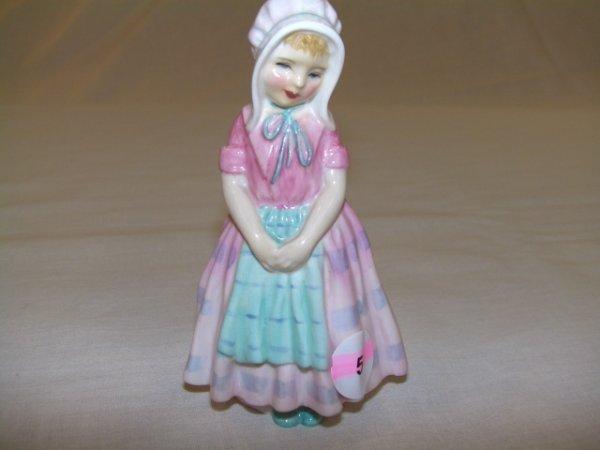 5: Royal Doulton figurine Tootles HN 1680