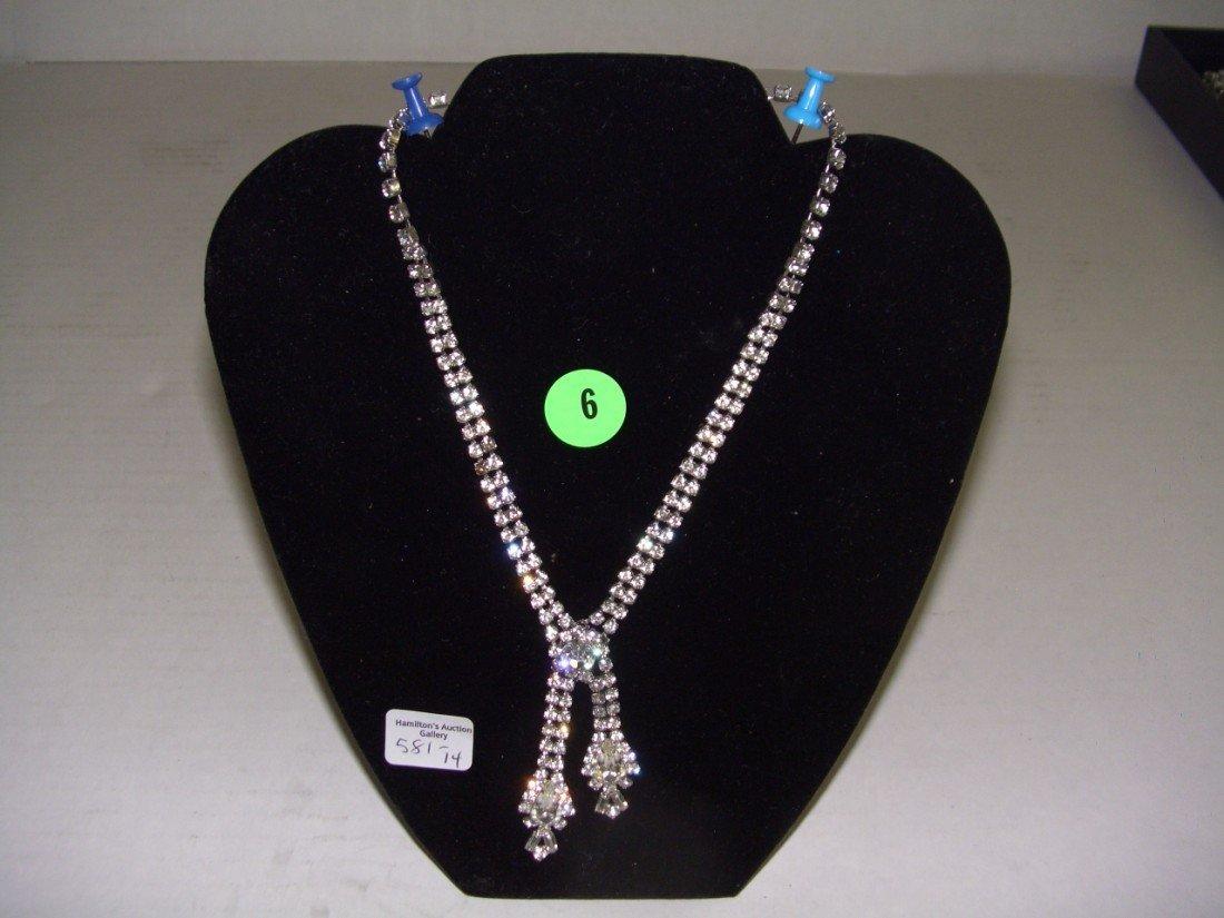 6: tray of estate jewelry