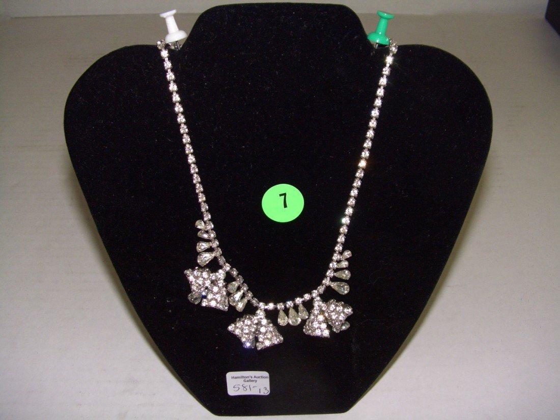 7: tray of estate jewelry