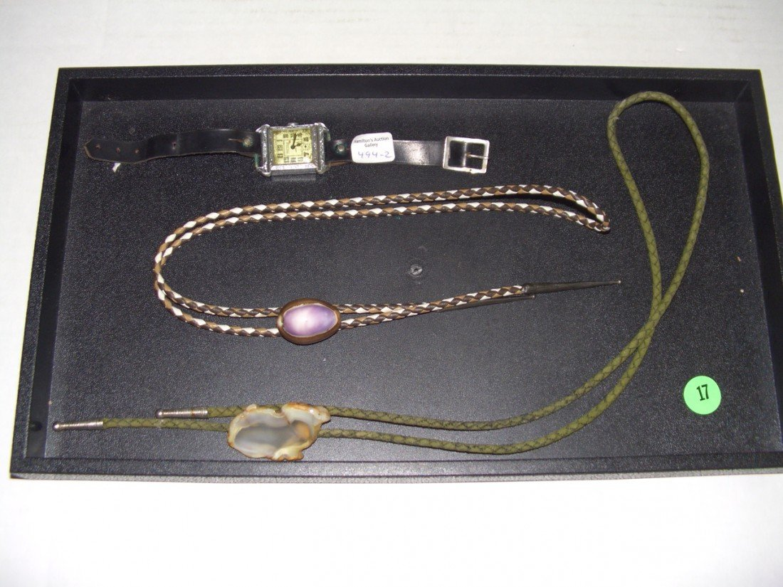 17: tray of estate jewelry