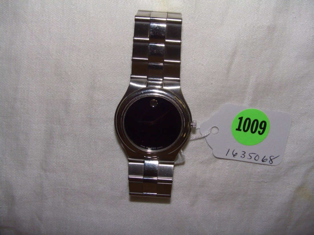 1009: vintage Man's (private estate)wristwatch Mavado C