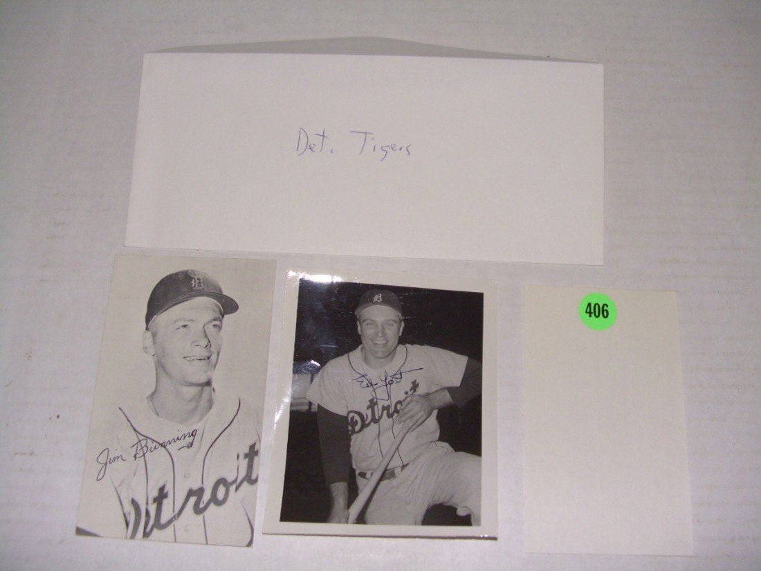 406: rare collection of 1950's (mostly pen signed) auto