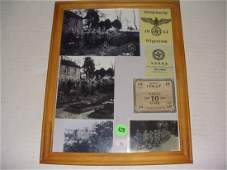 429 group of WWII German Nazi prints  photos cards