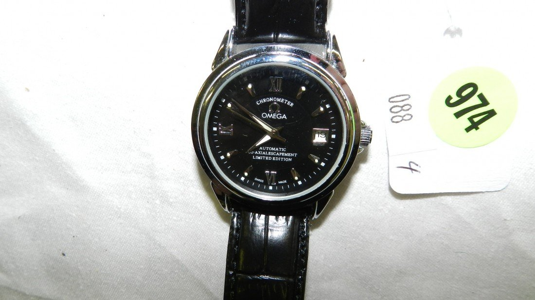 974: from a private collection, nice mens Omega, auto w
