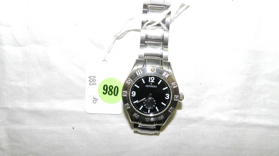 980: from a private collection, nice mens original Mova