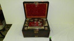 Superb! Gentleman's Dressing Case, Dated 1854, Fit