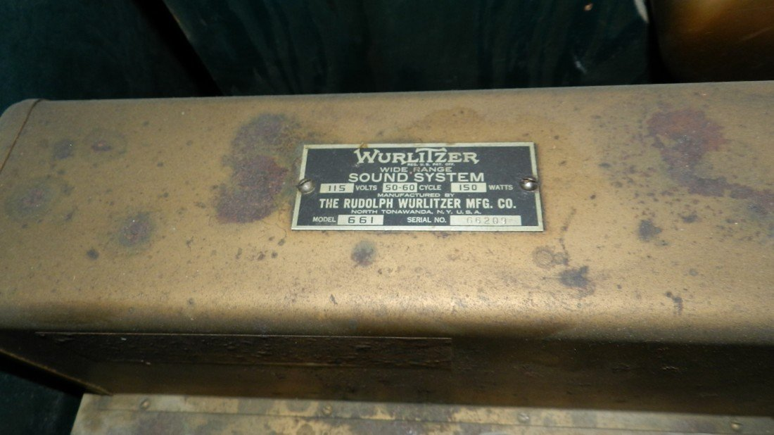 102: vintage wurlitzer jukebox model 412 c. 1936 wood c - 8