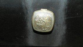 1104: super, vintage fairy compact