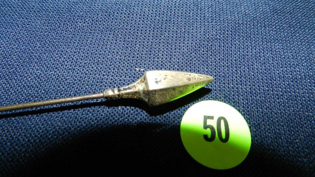 50: original antique ladies hat pin from lifetime colle