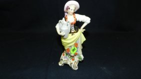 382: porcelain figurine