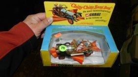 741: vintage toy Corgi toy car in box