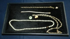 844: great collection of estate jewelry,