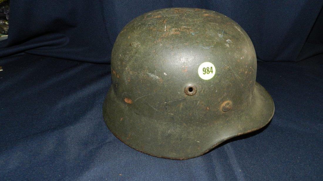 984: wwii german nazi helmet
