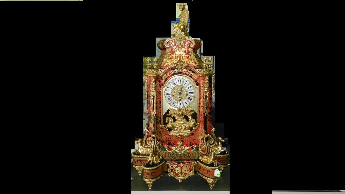 1701: *amazing* massive Louis XIV Style Ormolu Bronze f