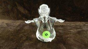 Great Marked Swarovski Crystal  Figurine No Box