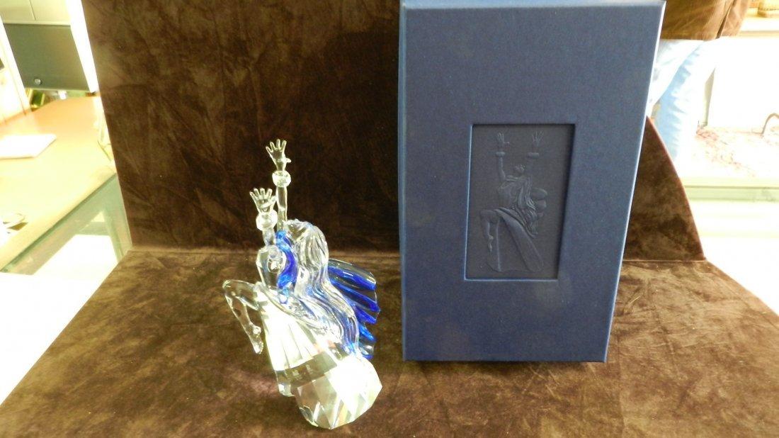51: Swarovski crystal Isadora figurine