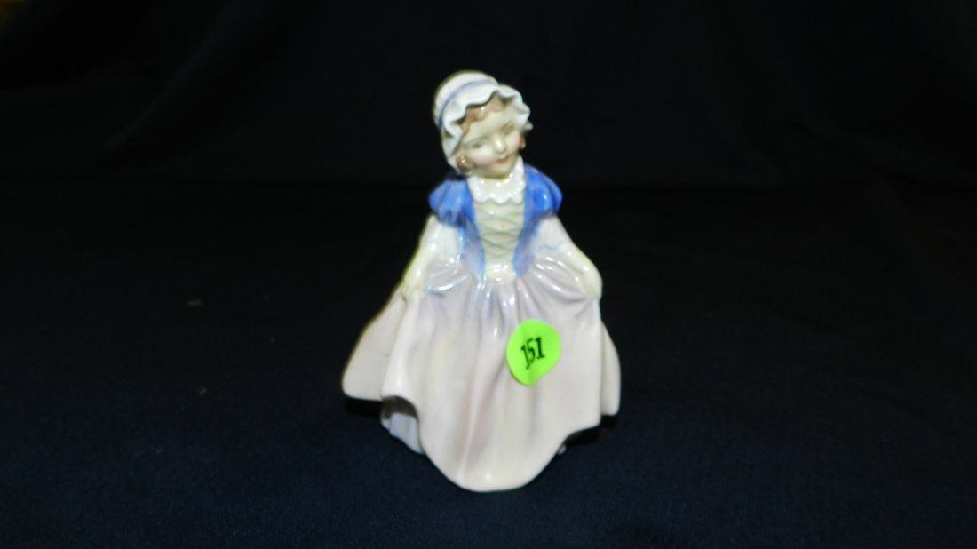 151: lovely Royal Doulton figurine