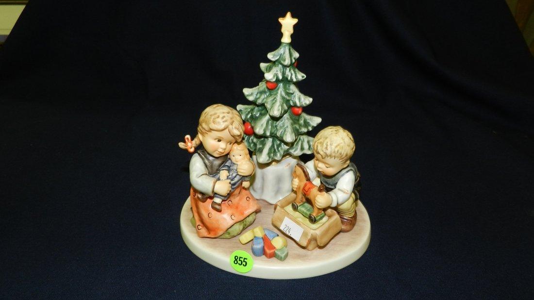 855: original M.I. Hummel figurine