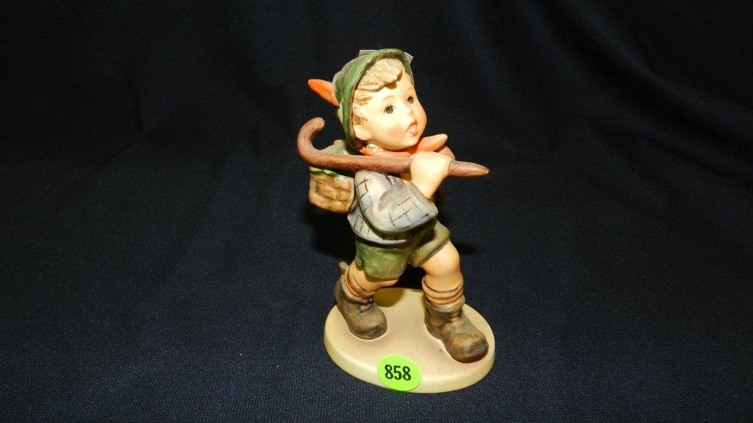 858: original M.I. Hummel figurine