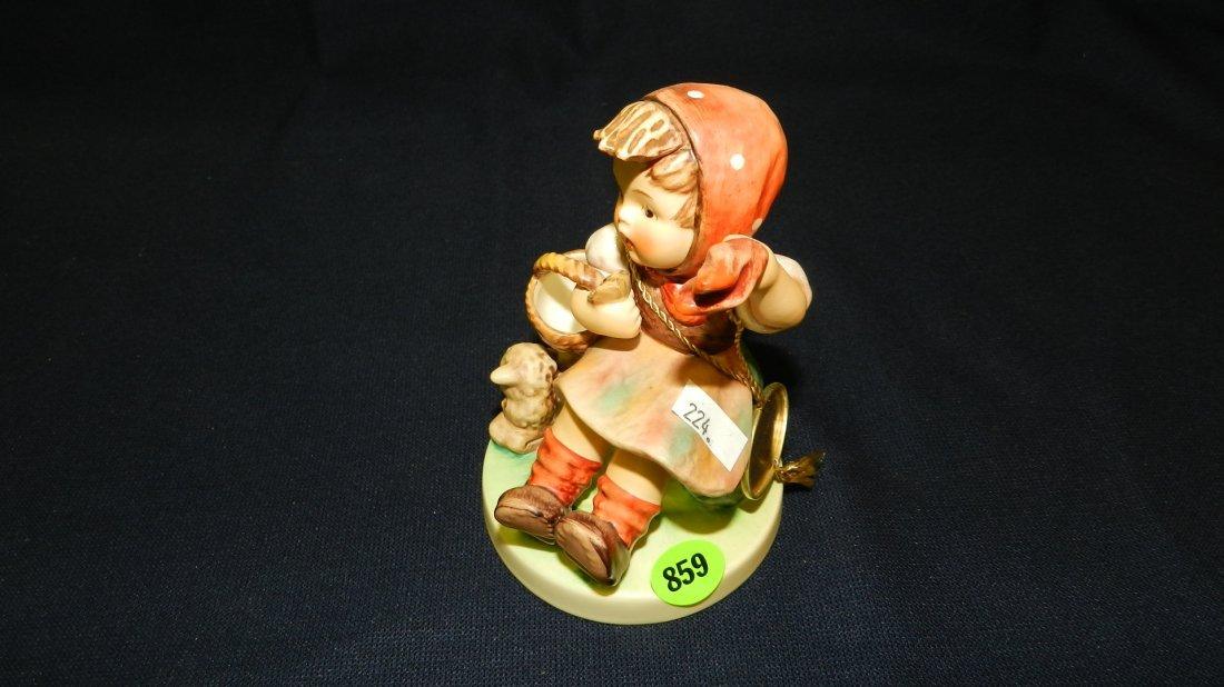 859: original M.I. Hummel figurine