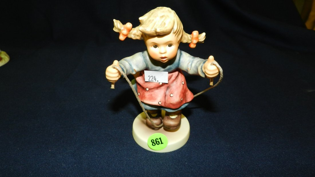 861: original M.I. Hummel figurine