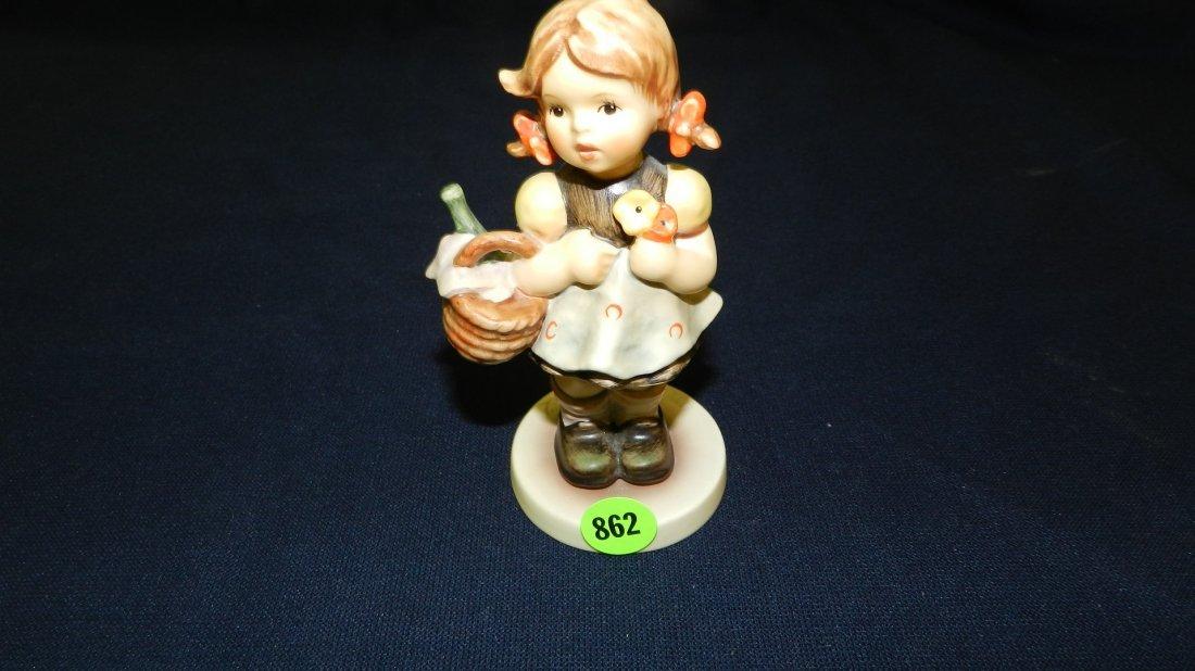 862: original M.I. Hummel figurine