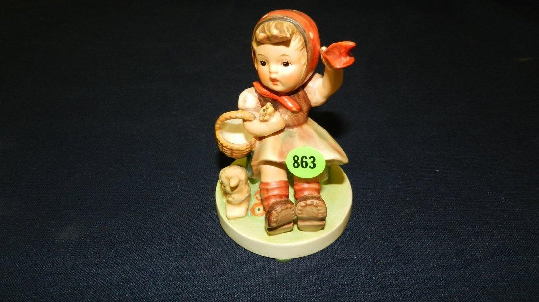 863: original M.I. Hummel figurine