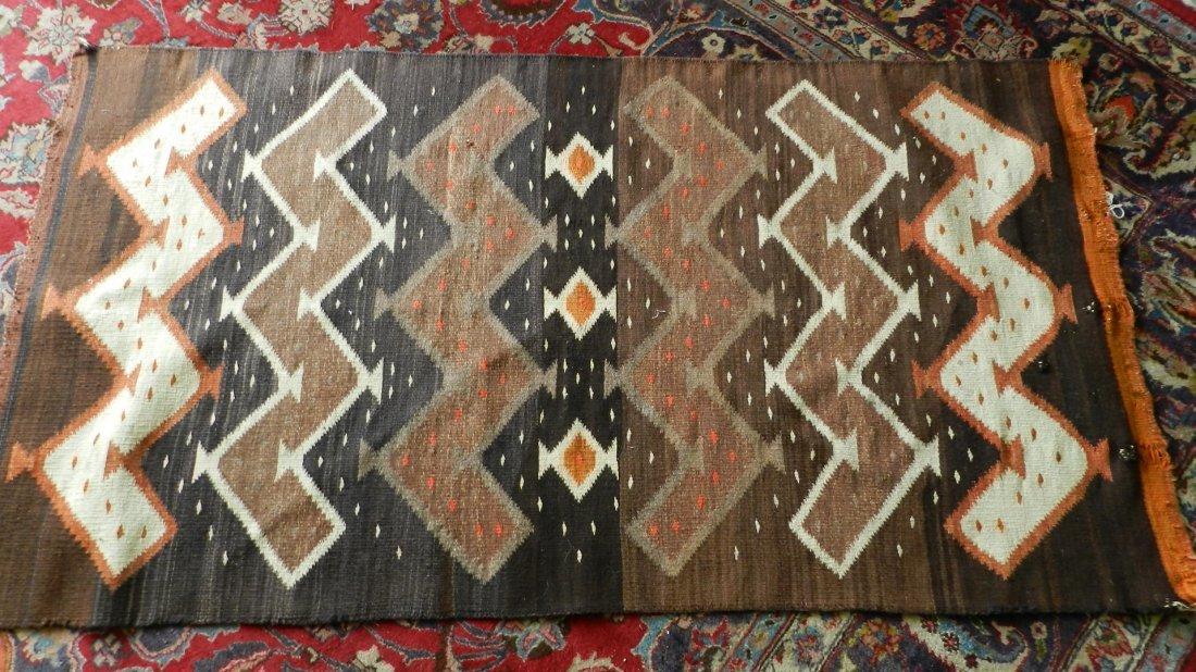 1000: great, vintage Native American hand woven Navajo