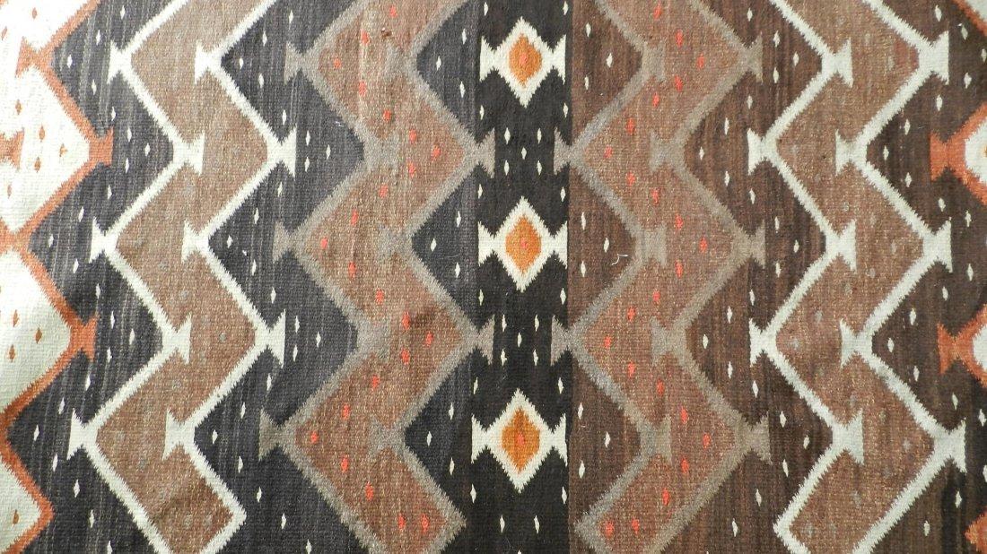 1000: great, vintage Native American hand woven Navajo  - 2