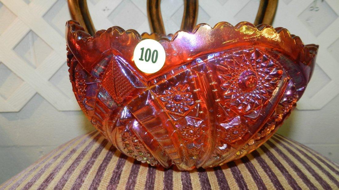 100: deep cut carnival bowl
