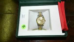 255: nice Rolex? copy? wrist watch