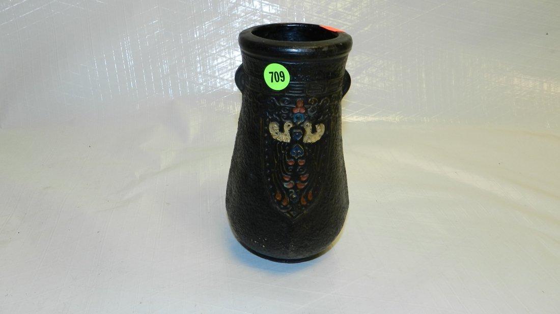 709: arts & crafts era Japan vase