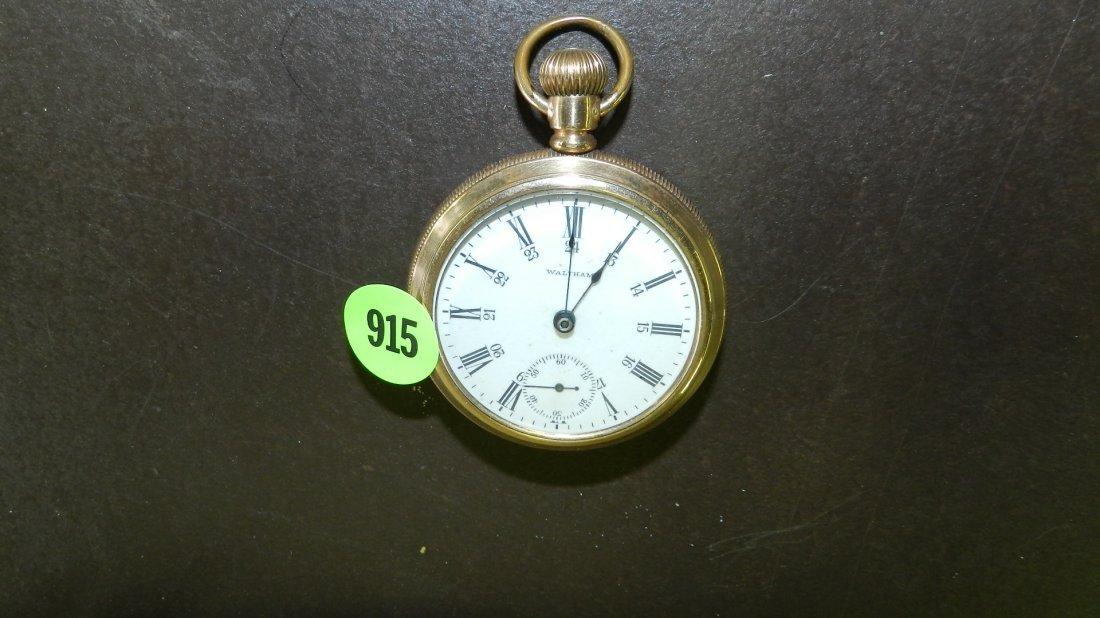 915: antique pocket watch