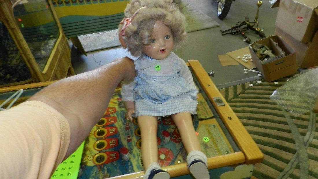 346: mid century doll