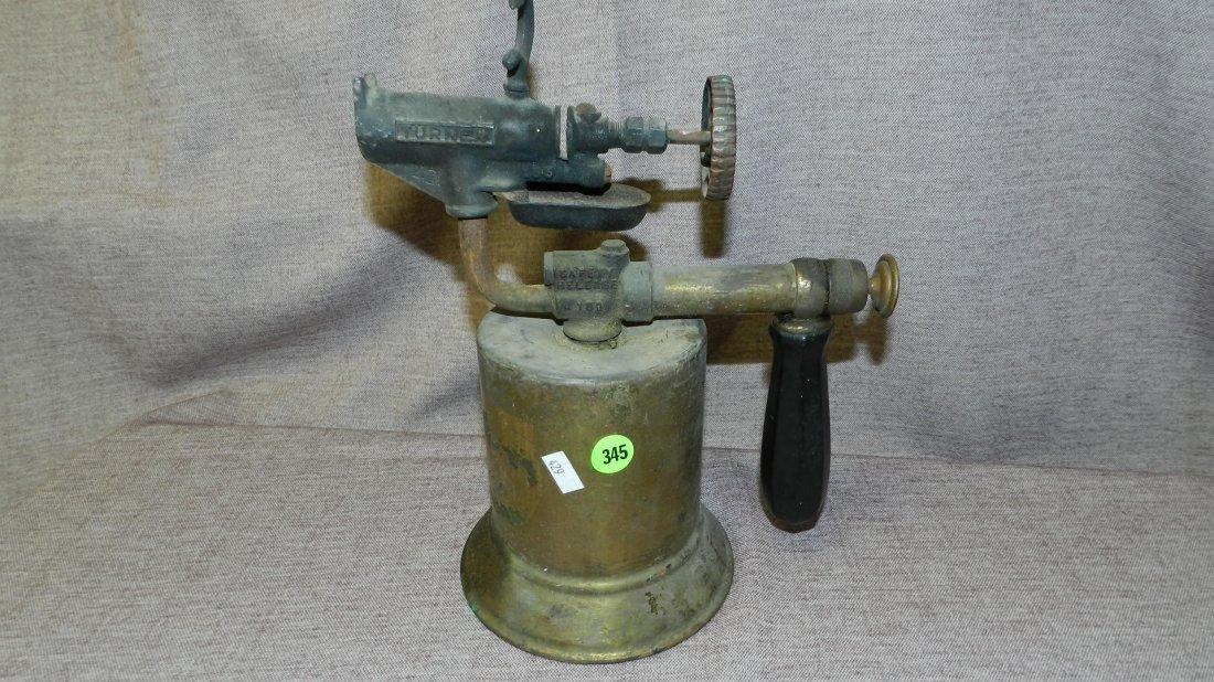 345: vintage blow torch