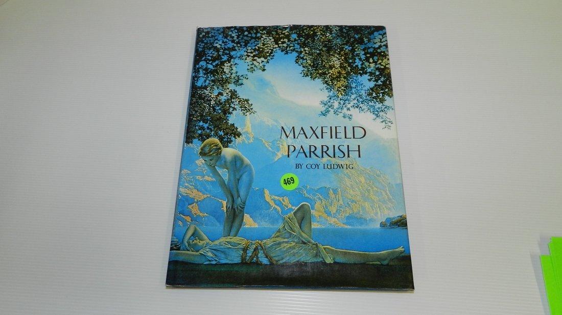 469: Maxfield Parrish book