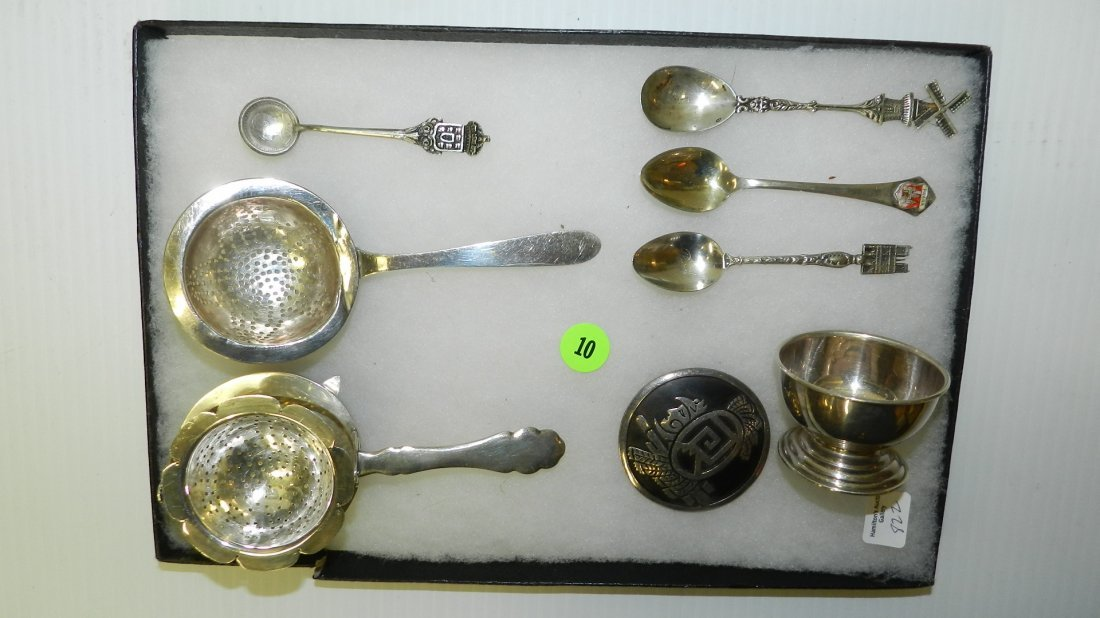 great collection of all sterling silver items including