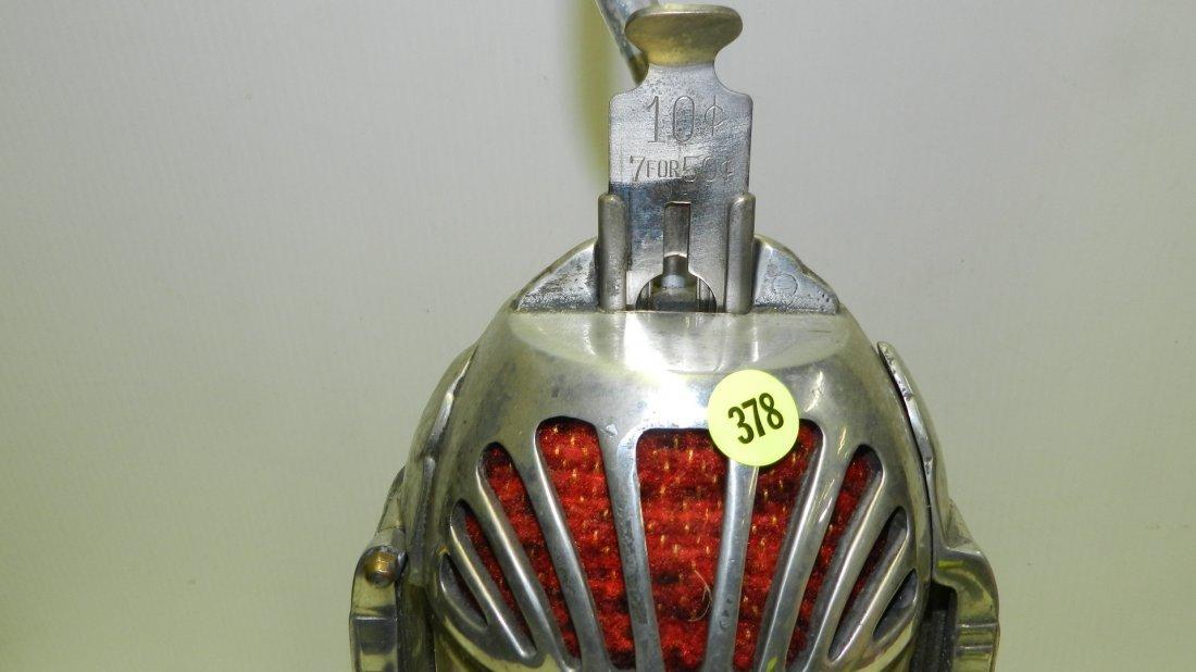 Rare Art Deco Shyvers Multiphone Coin OP Jukebox - 2