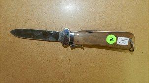 WWII German Knife by Paul Weyersberg & Co. ROSTFREI