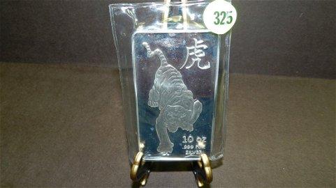nice 10 OZ silver bar by sunshine mint Inc.