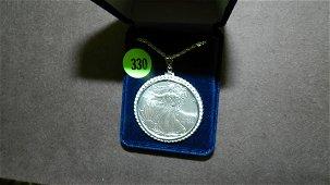 nice US 2010 1 OZ .999 American Silver Eagle Bullion