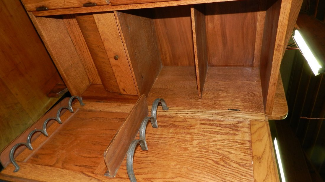 American oak kitchen queen / cabinet, SSR - 3