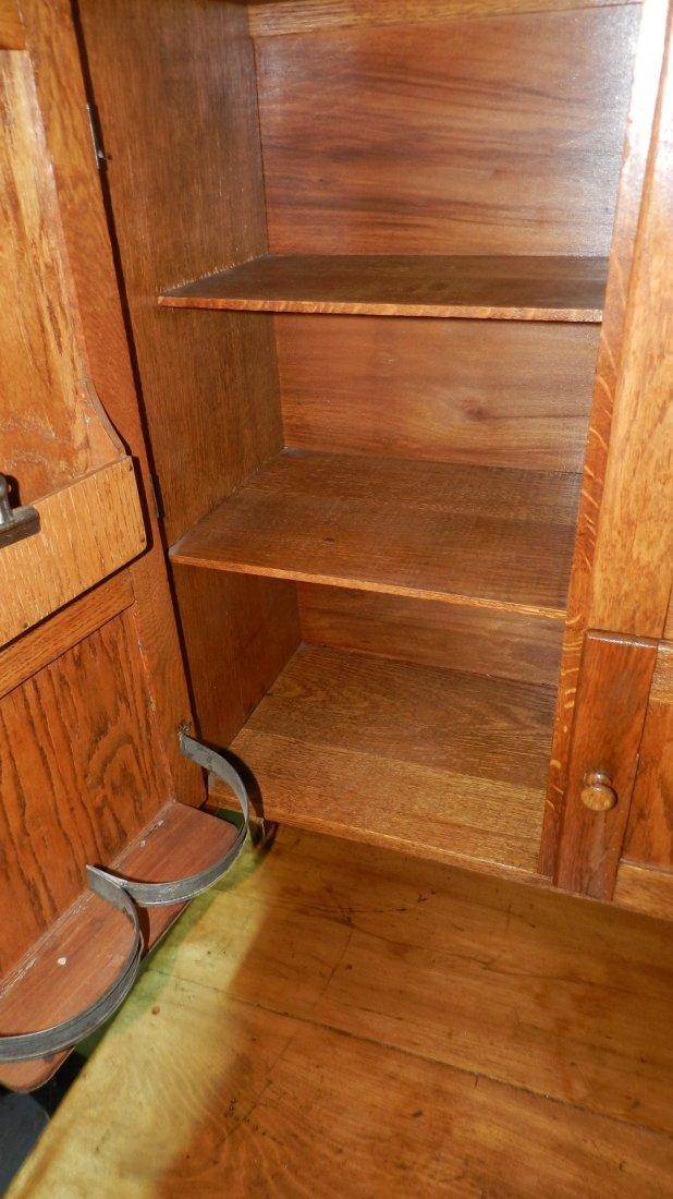 American oak kitchen queen / cabinet, SSR - 4