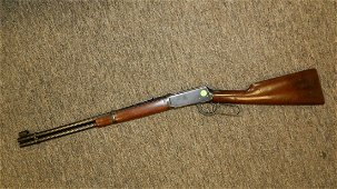 Nice Winchester model 94, lever action, 30 W.C.F.,