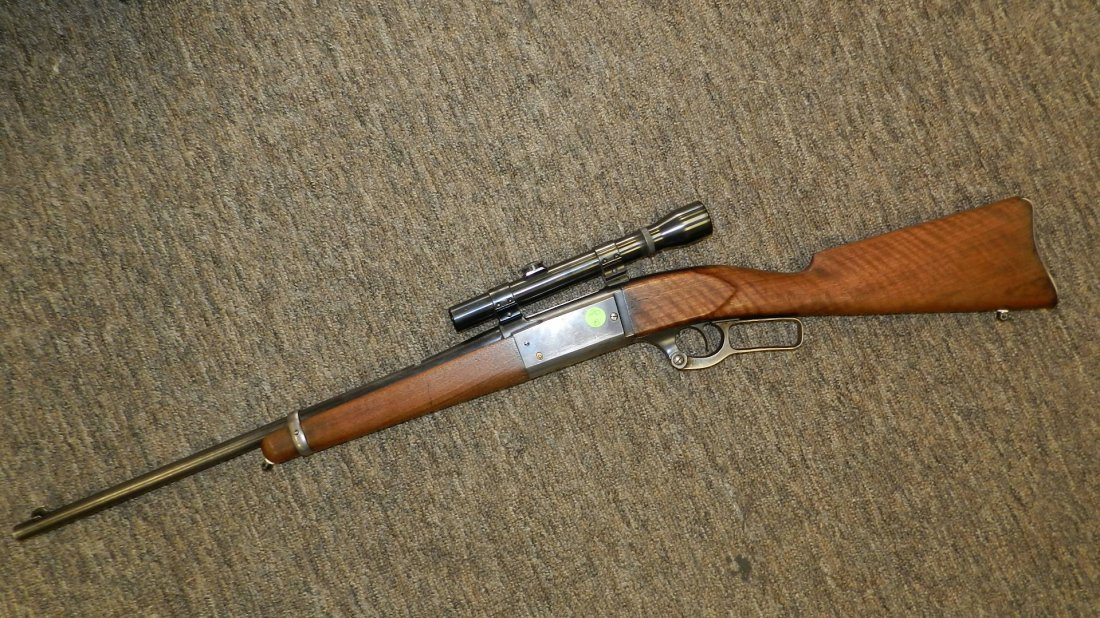 Nice Savage arms, model 99F, 303 caliber, lever action