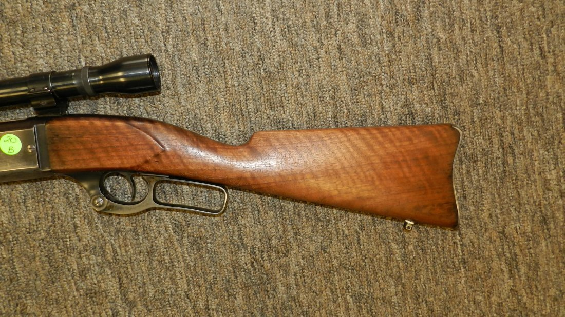 Nice Savage arms, model 99F, 303 caliber, lever action - 2
