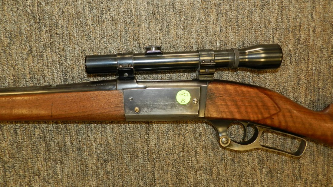 Nice Savage arms, model 99F, 303 caliber, lever action - 3