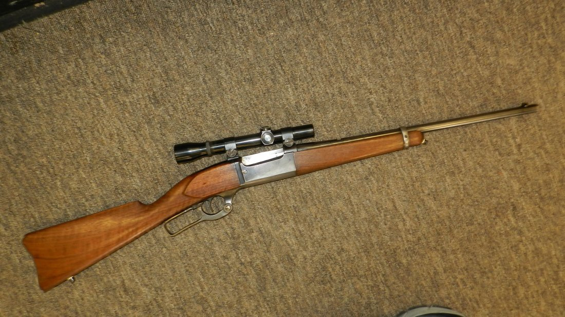 Nice Savage arms, model 99F, 303 caliber, lever action - 5