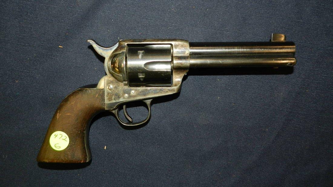 antique / vintage Colt? revolver 38-40, stamped with
