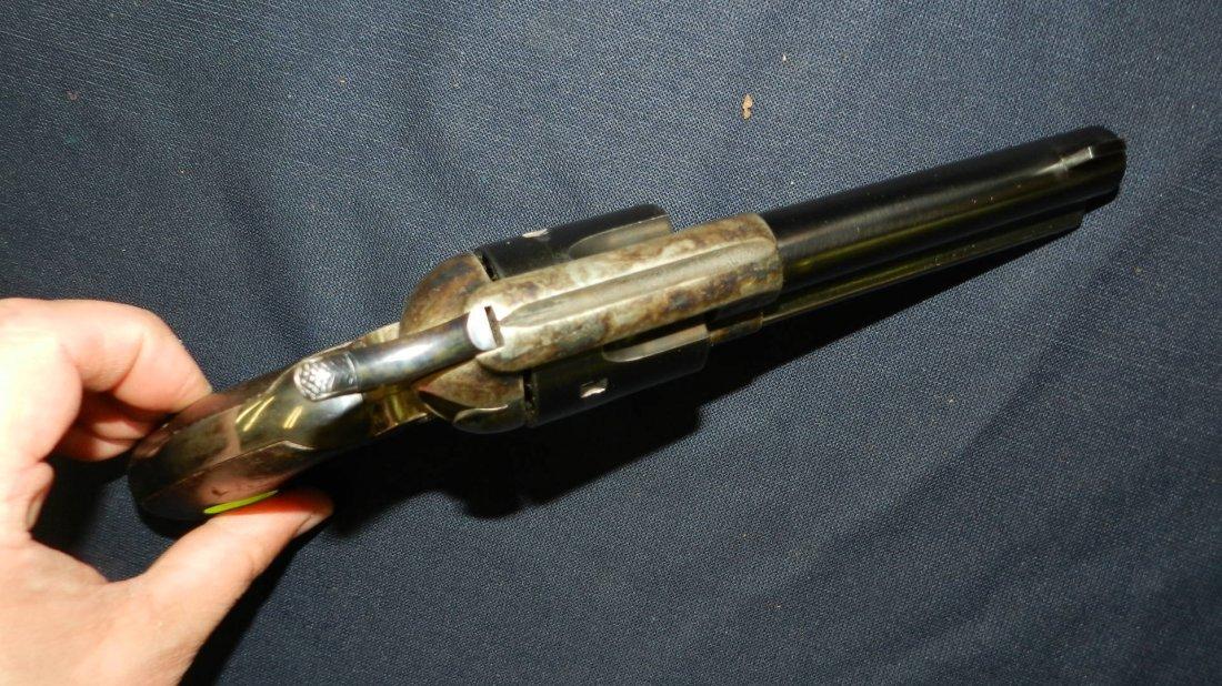 antique / vintage Colt? revolver 38-40, stamped with - 2